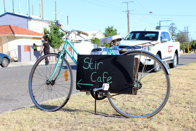 stir coffee, largs north, breakfast, coffee, lunch, local ingredients