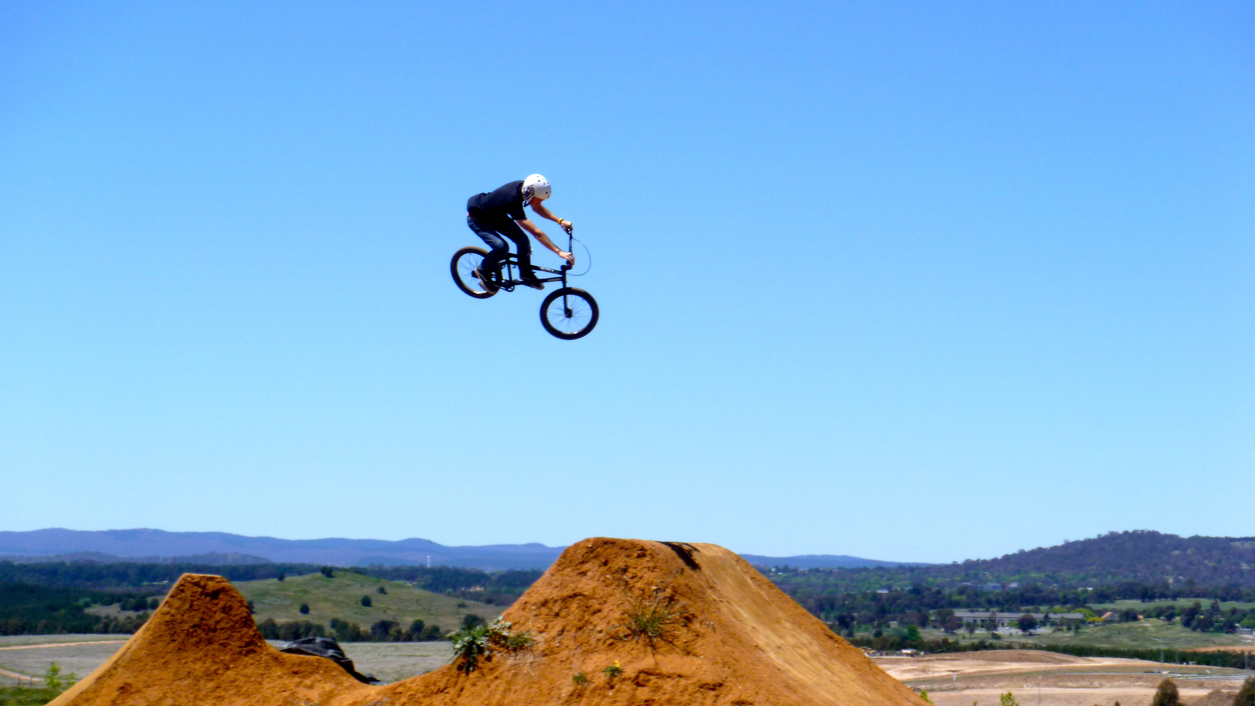 mountain bike jumps sydney - photo#34