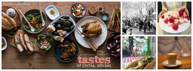tastes of central geelong