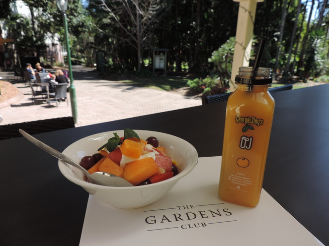 The Gardens Club, City Botanic Gardens, Brisbane, Food, Drink, Fruit, Salad, Coffee, Cafe, Function, Wedding, Outdoors, Kids, Families, Couples, Walk, Outside