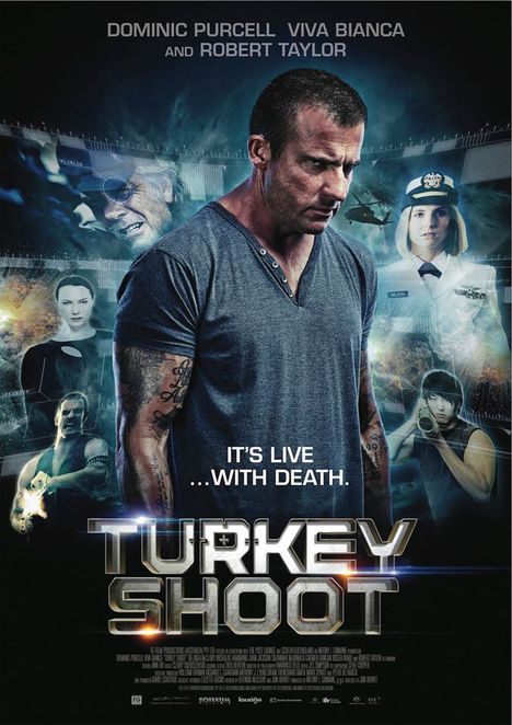 Turkey Shoot Director looks to a bigger audience with digital sales