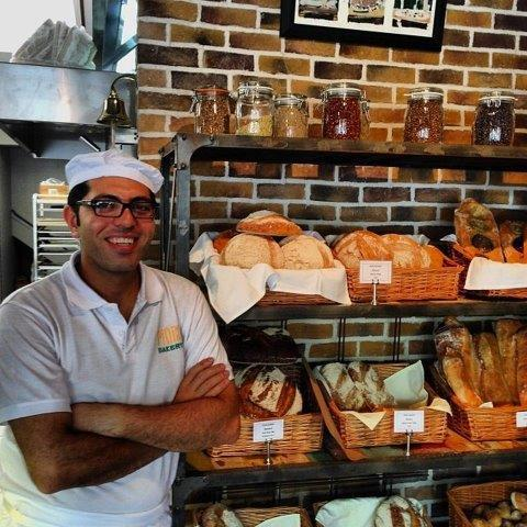 wasef, bakery, bread