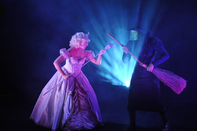 Wicked, Play, Production, Arts Theatre, Angas Street, Adelaide, South Australia, Matt Byrne Media, Dianne k Land, Katherine Jade Sachse, Musical, Wizard of Oz, witches of Oz
