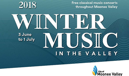 Winter Fest, Moonee Ponds, Moonee Valley, Melbourne, School Holidays, Fun things to do, things for kids, clocktower, music, jazz, classical music, free concert, free music,