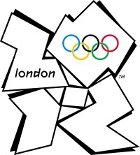 The London 2012 Olympic Games logo