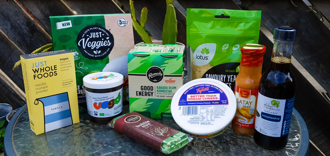 grocery, store, artisan food, gluten free, organic, vegan, fodmap friendly