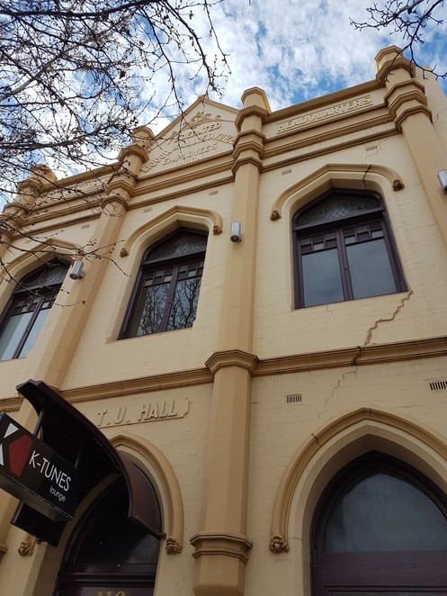 9 Links to our Past on Grote Street