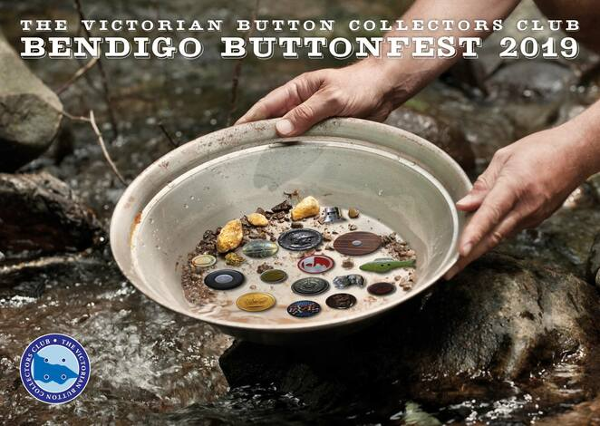 bendigo buttonfest 2019, community event, fun things to do, st andrews uniting church, club display, collectable buttons, bendigo historical society display, antique buttons, vintage buttons, modern buttons, raffles, creative fun activity for kids, the victorian button collectors club, country button fest, unusual events
