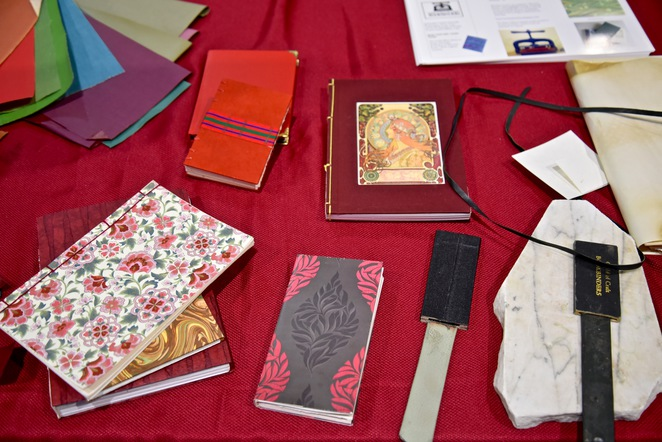 Book binding, book making, leather book, hand made book, antique book, craft, stitch, leather, NSW writers centre