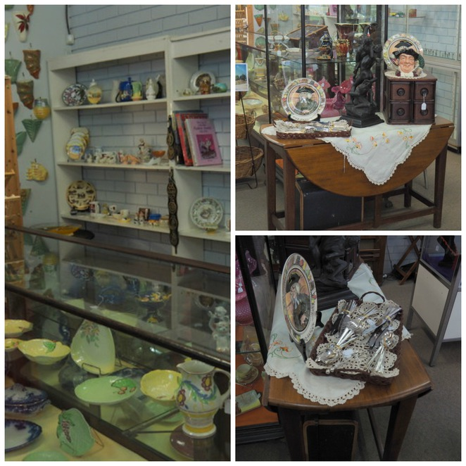 Britannia, antiques, Bribie Island, old, Bongaree, First Ave,