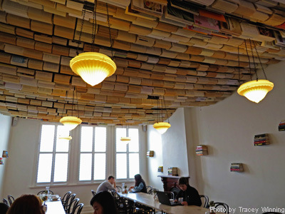 Cafe Blac, The Reading Room, cafes in Hawthorn, best breakfast, Ryan Foote