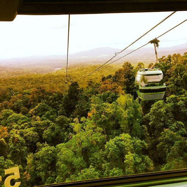 cairns, things to do, skyrail, kuranda, railway, tourist, holiday, trip, things to see, queensland, tropical, rainforest, nature