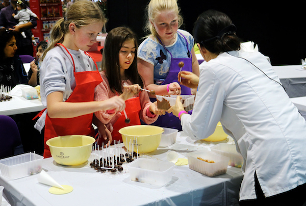 cake,bake,sweets,show,melbourne,2015,masterchef,free,demonstrations,kids,cooking,classes,workshops