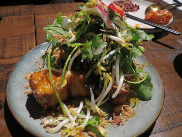 Chirin, Sticky Pork Belly, Adelaide