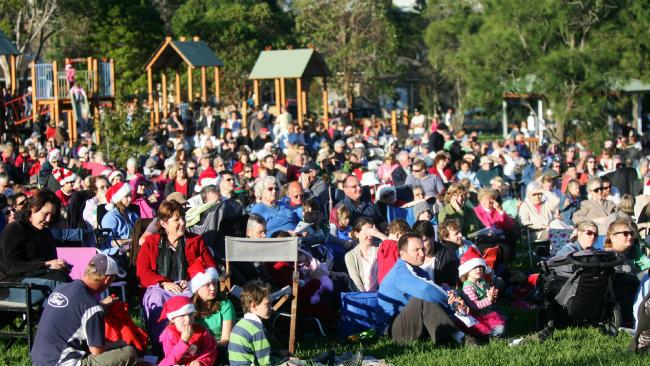 Highton Carols in the Park