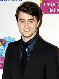 Daniel Radcliffe, Harry