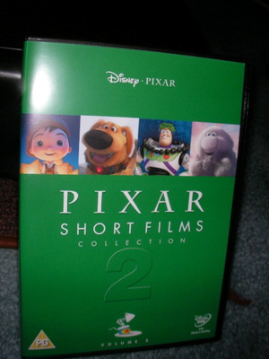 disney, pixar, shorts, animation, dvd