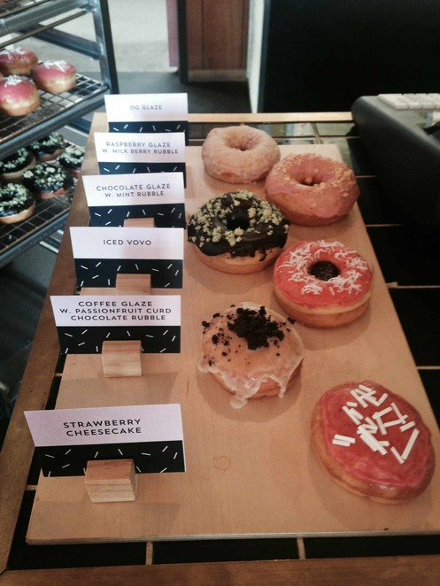 donuts, dunkin donuts, all day donuts, melbourne food, melbourne hispter, bruswick, brunswick food