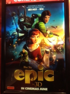 Epic movie 3D