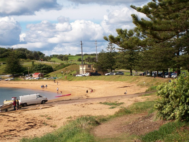 Fishermans Beach, Secluded Beach, Northern Beaches
