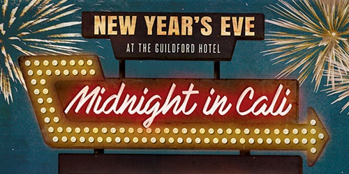Guildford Hotel New Years Eve