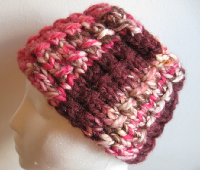 handknit, homemade, knitting, headband, yarn, Mizrahi, designer,