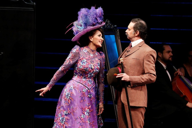 Hello Dolly, Marina Prior, Piro