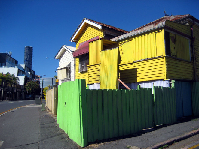 If you have a lovely wooden house, you will suffer through a Queensland winter