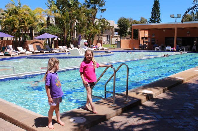 Kalbarri Beach Resort Pool