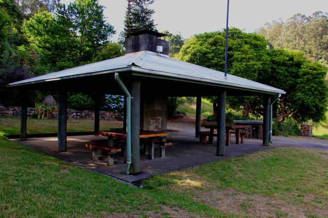 Kalorama Park Picnic & Barbeque Area