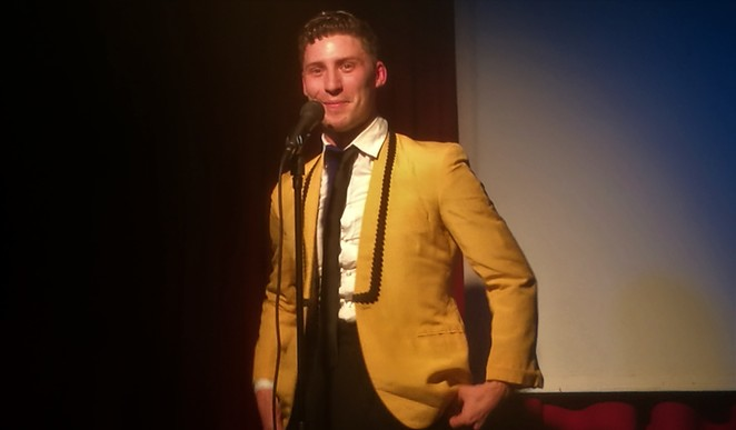 Make 'Em Laugh, Donald O'Connor, Butterfly Club, Mikey Harlow, Jens Radda, Nick Eynaud