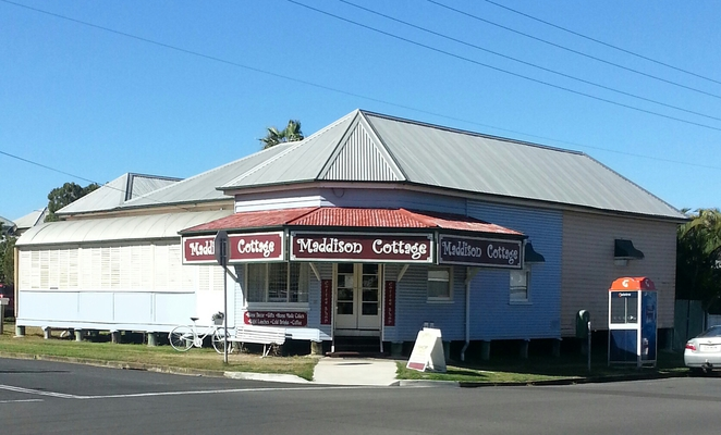 Maryborough, Gifts, Shopping, Morning Teas, Dining