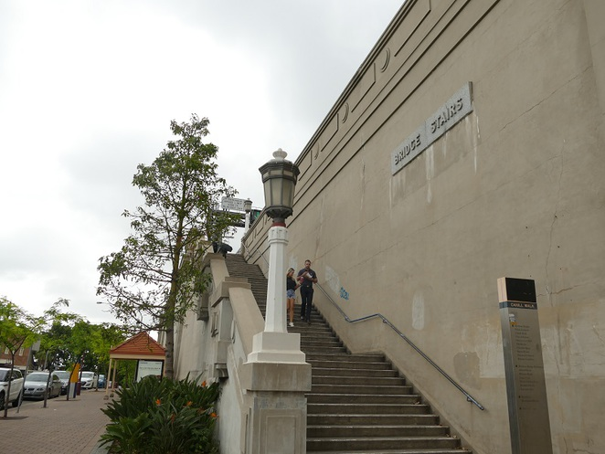 Milson Point Stairs