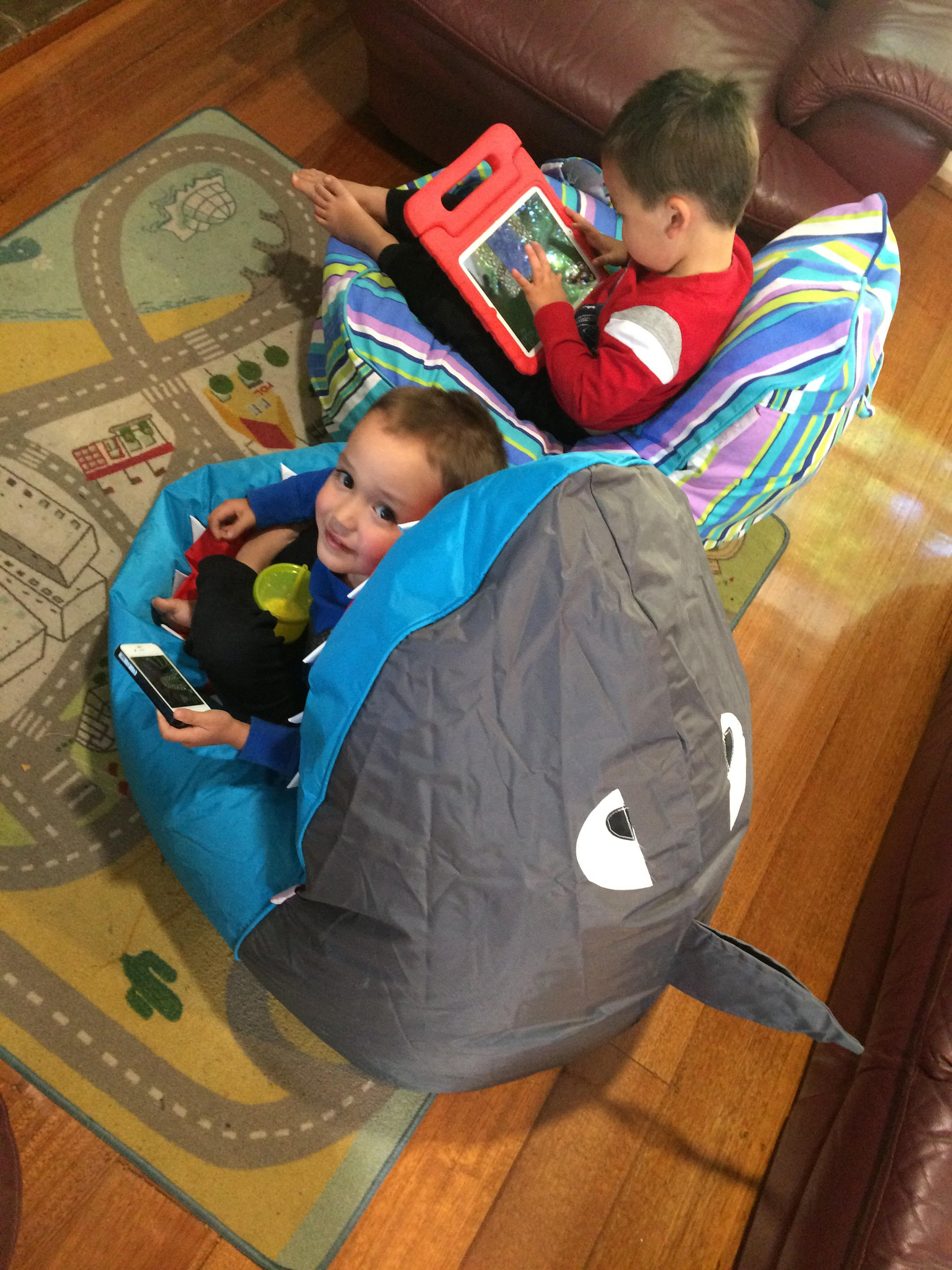 Mini Beanz Bean Bag Chairs Review Large Image