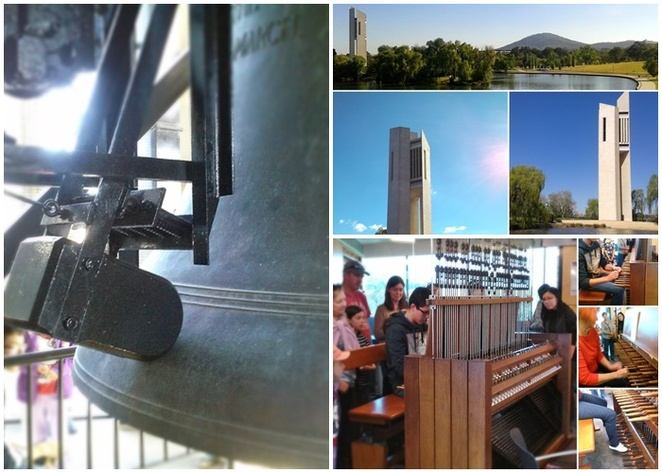 national carillon, canberra, ACT, parkes, things to do in Parkes, suburb, parliamentary triangle,