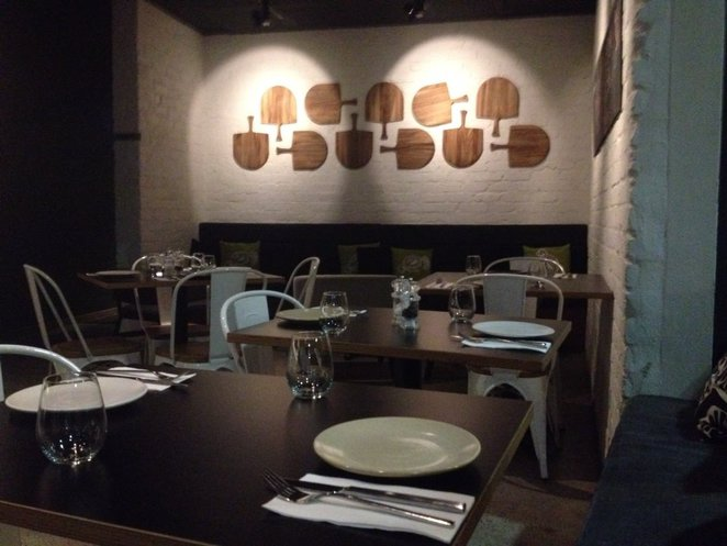 parma cucina, date, pizza and pasta, eastern suburbs dining