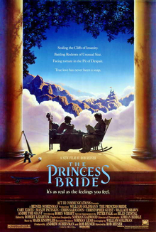Princess Bride, poster, movie