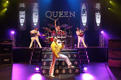 Queen tribute show