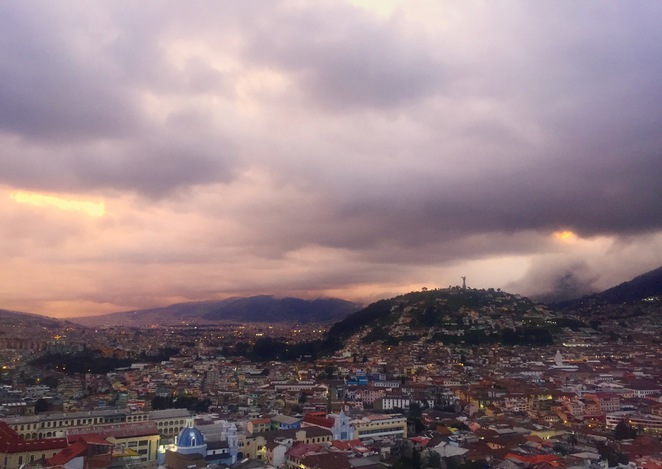 Quito, Mosaico, Ecuador, Coffee, restaurant, Views, Lookout
