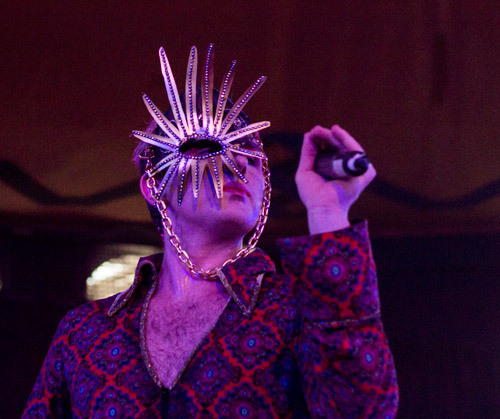 Rebel - a Circus Bowie Glam Rock Concert: Review