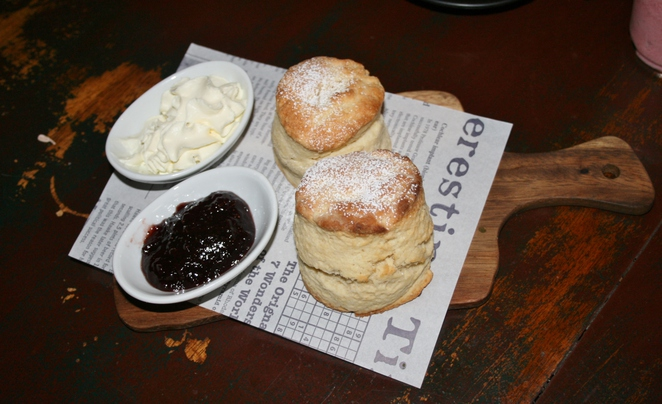 scones once upon a time cafe