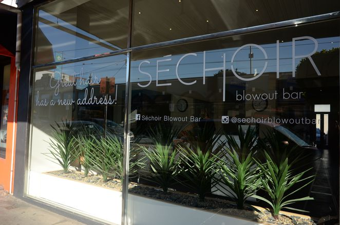 Sechoir blowout bar, armadale blow dry bars, melbourne blow dry bars, Imran Din