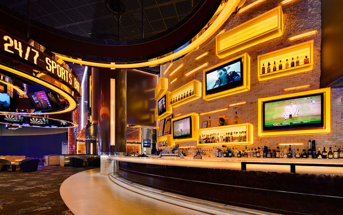 Star Casino Bars