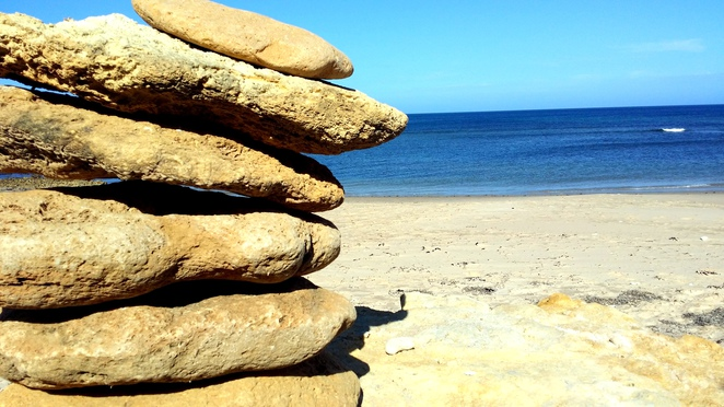 stone stacks, seaford stone stacks, seaford south australia, seaford beach, seaford cairns, rock piles, seaford rock piles, adelaide beaches