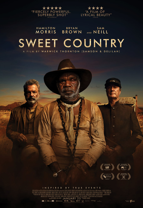 sweert country, film review, movie review, fun things to do, cinema goer, movie buff, australian film, sam neill, bryan brown, hamilton morris, natassia gorey-furber, warwick thornton, samson and delilah, goldstone, the outback, northern territory, ewen leslie, period piece, gibson john, thomas m wright, matt day, transmission films