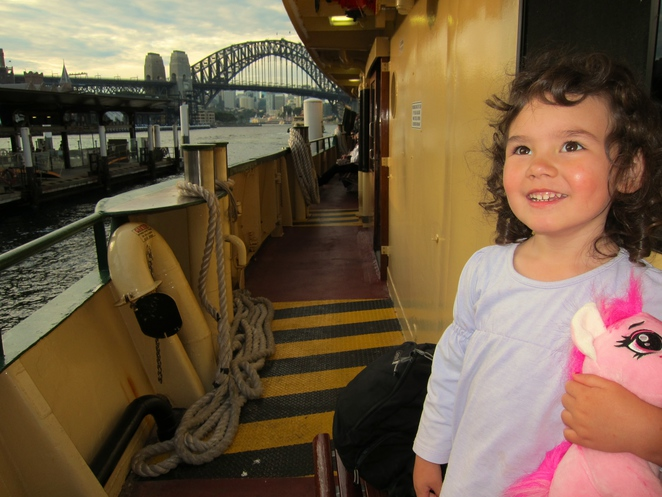 Sydney Ferry Cruises, Sydney Harbour, NSW