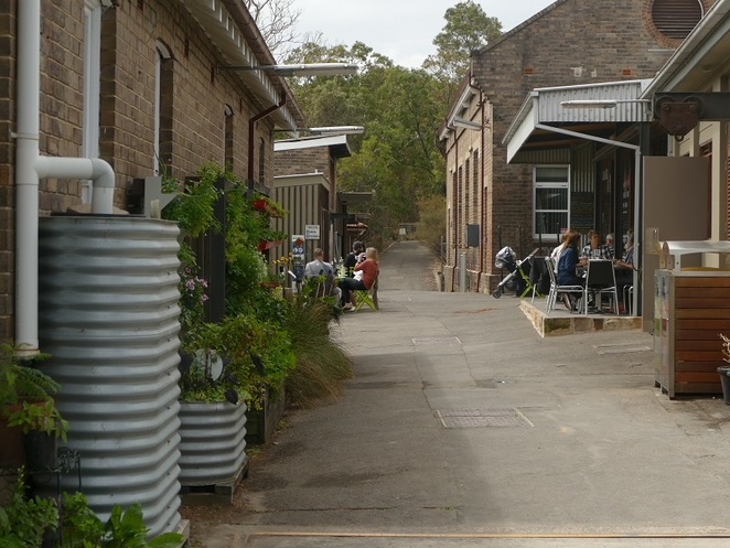 The Coal Loader Centre for Sustainability, Waverton, NSW
