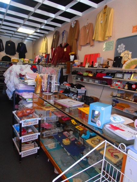 There are treasures waiting to be discovered in each of Maitland's opportunity shops.