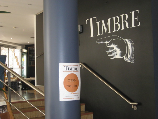 Timbre Cafe