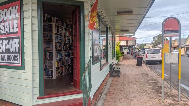 ulmarra, books, readers, writers, grafton, nsw, kids, family, literary